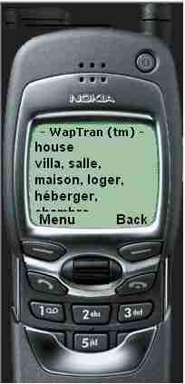 WAP MobileTran